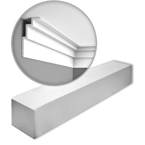 Orac Decor C392 MODERN STEPS 1 carton complet 10 Corniches Moulures Cimaises 20 m