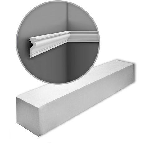 Orac Decor DX174-2300-box-10 LUXXUS 1 carton 10 pièces Encadrements de portes Moulures decoratives 23 m
