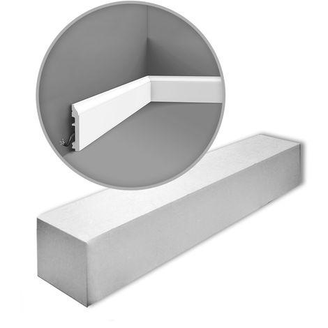 Orac Decor SX172-box AXXENT 1 carton 27 pièces Plinthes Moulures decoratives 54 m