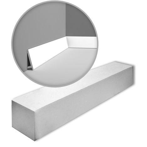 Orac Decor SX179 MODERN DIAGONAL 1 carton complet 20 Plinthes Moulures Cimaises 40 m