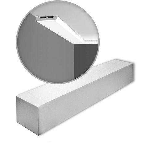 Orac Decor SX183-box AXXENT CASCADE 1 Box 34 pieces Skirtings | 68 m