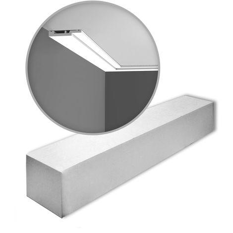 Orac Decor SX187-box MODERN HIGH LINE 1 Box 34 pieces Skirtings | 68 m