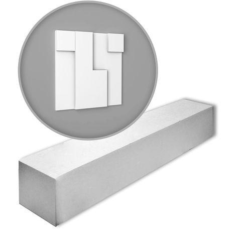 Orac Decor W102 MODERN CUBI 1 carton complet 5 Panneaux muraux décoratifs 0,55 m2