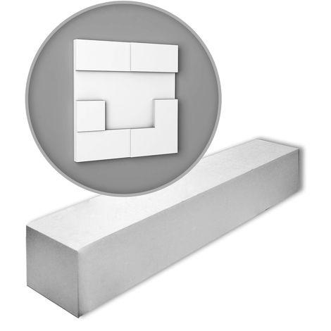 Orac Decor W103 MODERN CUBI 1 carton complet 5 Panneaux muraux décoratifs 0,55 m2