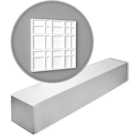 Orac Decor W104 MODERN KILT 1 carton complet 5 Panneaux muraux décoratifs 1,01 m2