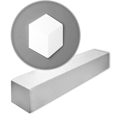 Orac Decor W105-box MODERN 1 carton 6 pièces 3d Panneaux muraux 3D Moulures decoratives m