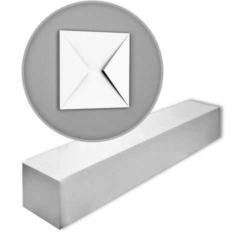 Orac Decor W106-box MODERN ENVELOP 1 carton 5 pièces 3d Panneaux muraux