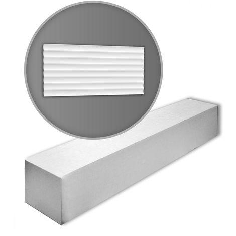 Orac Decor W109-box MODERN VALLEY 1 Box 18 pieces 3d wall panels | 36 m