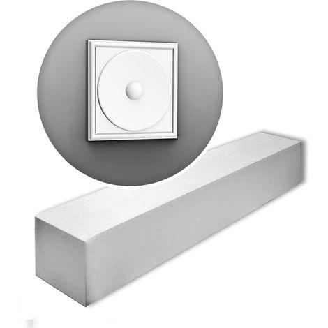 Orac Decor W122-box LUXXUS AUTOIRE 1 caja 8 piezas 3d revestimiento mural