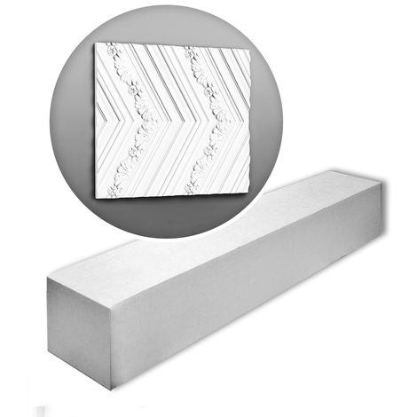 Orac Decor W130-box LUXXUS CHEVRON 1 Box 4 pieces 3d wall panel | 8 m