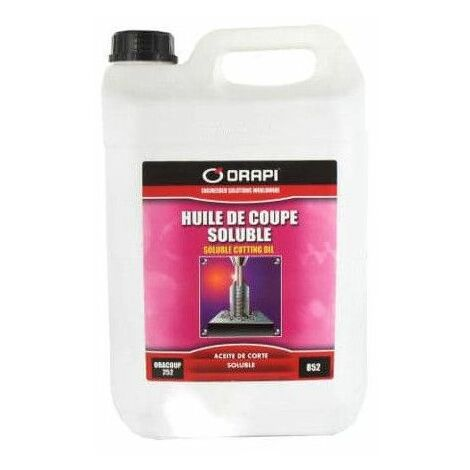 Oracoup 252 aceite de corte soluble en 852 Orapi 5L
