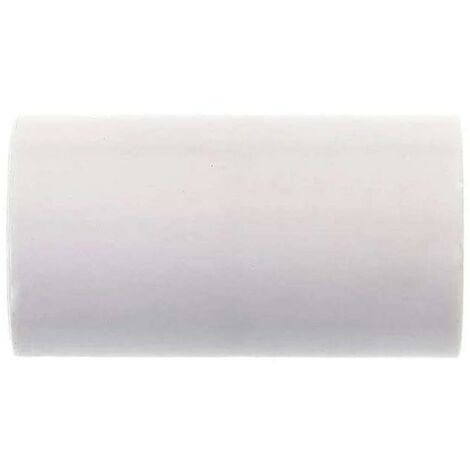 """main image of """"Oracstar 22mm Overflow Straight Coupler - Pack of 2"""""""