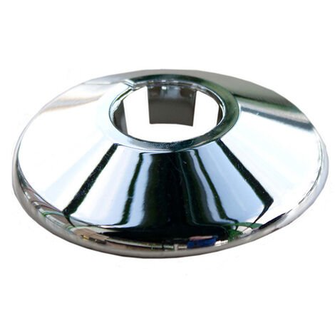 Oracstar Chrome 15mm Pipe Collars - Pack of 5