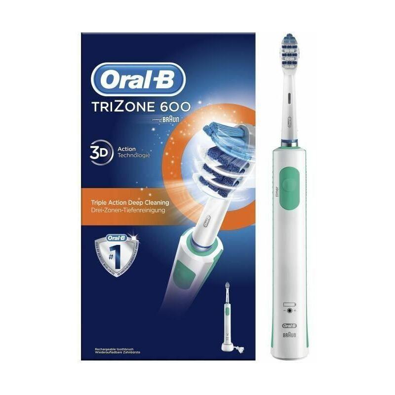 Oral-B TriZone 600 Brosse a dents électrique rechargeable par BRAUN