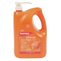 Orange Hand Cleaners