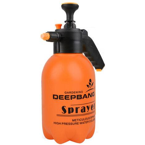 Orange SY-C02-1-1-2075 2L arrosoir + longue bouche ensemble pression d\'air type pot d\'arrosage de fleurs jardinage pulverisateur arrosoir