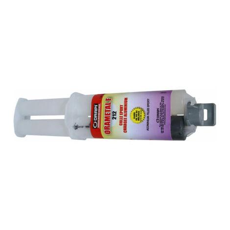 ORAPI - Colle epoxy alu orametal F seringue - 212