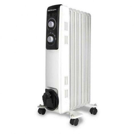 Orbegozo RF Radiador de aceite 1000 W - 2000 W RF 1500 1500 W