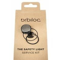 Orbiloc Dog Safety Light Service Kit x 1 (39335)