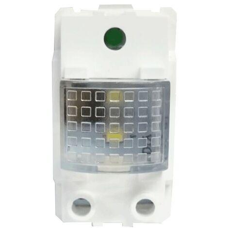 Orbis MINISELF de la Lámpara de Emergencia LED de Empotrar Universal OB136312
