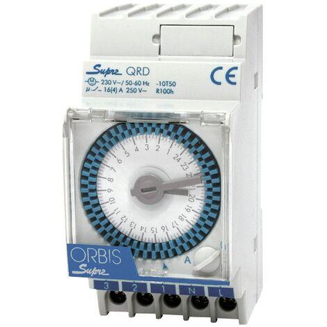 Orbis SUPRA QRD Interruptor de Tiempo con cavaliri 2,5 Módulos OB290232N