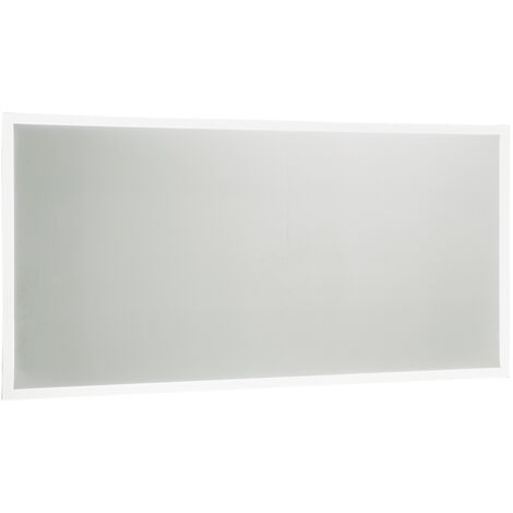 Orbit Mosca LED Bathroom Mirror with Demister Pad and Shaver Socket 600mm H 1200mm W