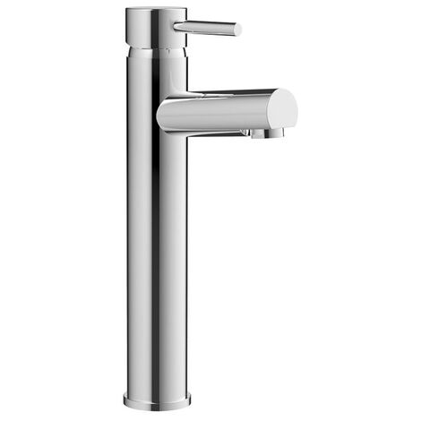 Orbit Zico Tall Basin Mixer Tap - Chrome