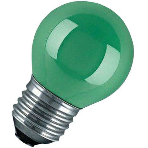 Orbitec 15W Golfball E27 Dimmable Green