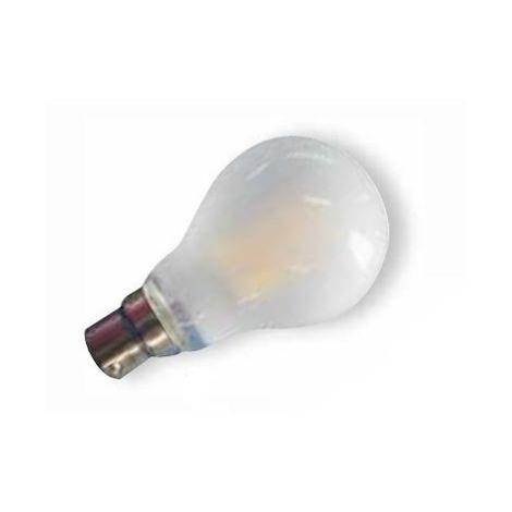 Orbitec 180678 Bombilla A60 LED B22D helado 6.2W 620lm 2700