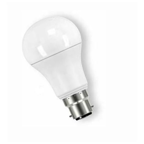 Orbitec 180684 Bombilla A60 LED B22D 10.5W 1060lm 240