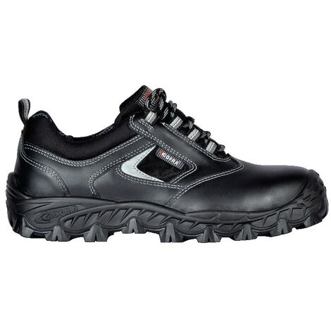 Orcadi Black Metal Free Safety Trainers