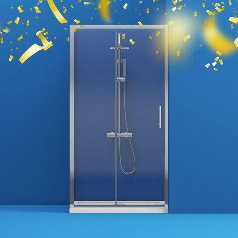 """main image of """"Orchard 6mm framed sliding shower enclosure 1000 x 700"""""""