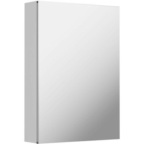 Orchard Eden white mirror cabinet 500 x 700mm