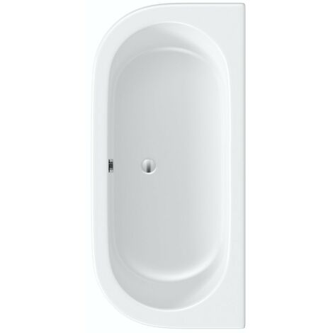"""main image of """"Orchard Elsdon D shaped double ended bath 1700 x 800"""""""
