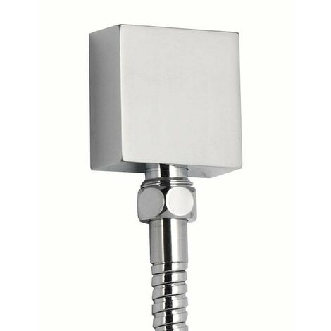 Orchard Square wall shower outlet