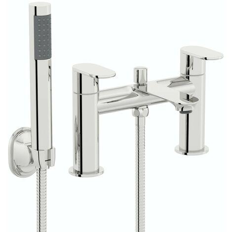 Orchard Wharfe bath shower mixer tap
