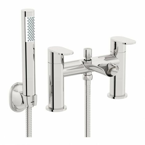 Orchard Wharfe waterfall bath shower mixer tap