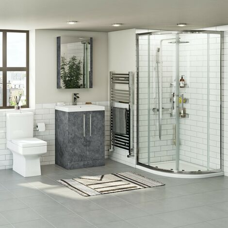 Orchard Wye complete shower enclosure suite 900 x 900