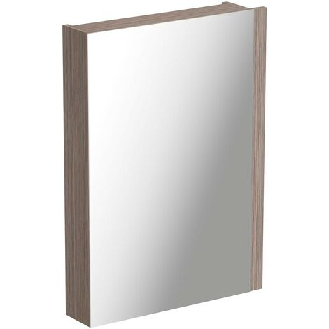 Orchard Wye walnut mirror cabinet 760 x 542mm