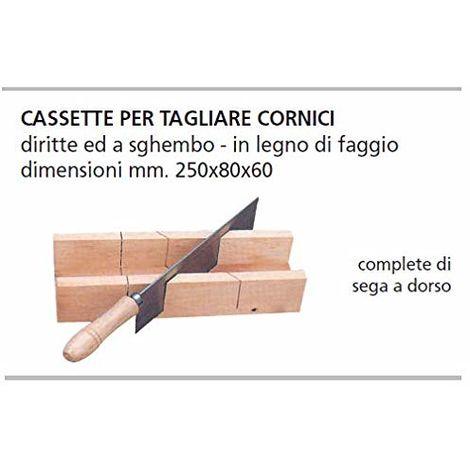 ORECA - CASSETTE PER TAGLIARE CORNICI