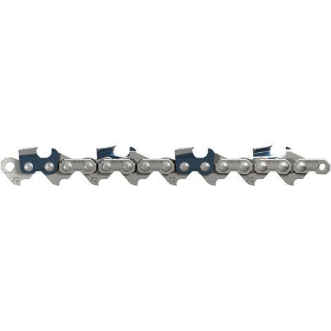 """OREGON 73 LPX 3/8"""" SUPER-70 .058"""" - 1.5 mm - cadena de 72 eslabones"""
