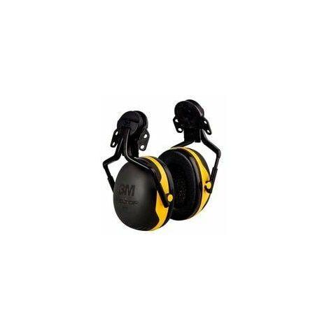 Orejeras para casco con anclaje P3E 30db (amarillas) 3M PELTOR X2P3
