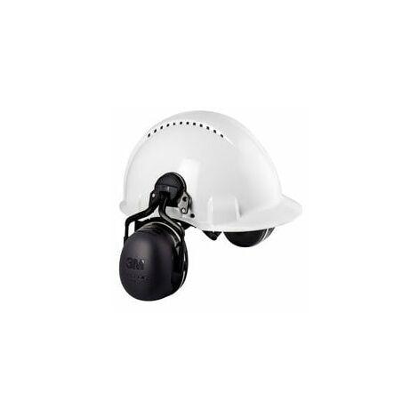 Orejeras para casco con anclaje P3E 36db 3M PELTOR X5P3 (10 Unds)
