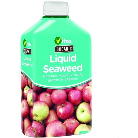 Organic Liquid Seaweed