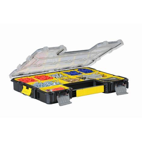 """main image of """"Carte 10 lames de couteaux Fatmax Pro carbure STANLEY 62mm - 2-11-800"""""""