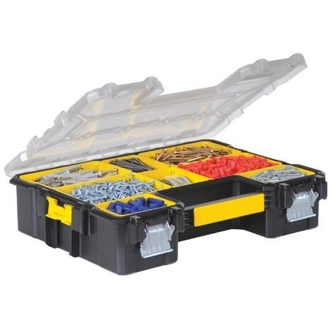"""main image of """"Organiseur étanche -10 compartiments amovibles  Fatmax Pro"""""""