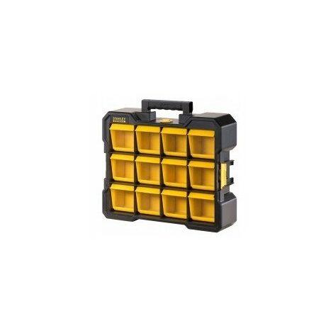 organiseur flip bin fatmax désignation dimensions 450 x 356 x 108 mm