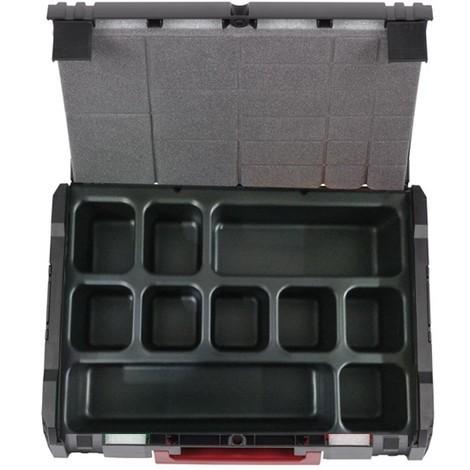 Organiseur MILWAUKEE HDBox - 10 casiers - 4932451545