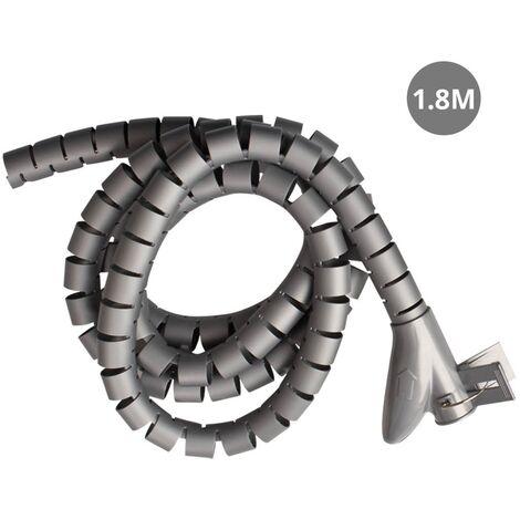 Organizador de Cables 20mm - 1.8M