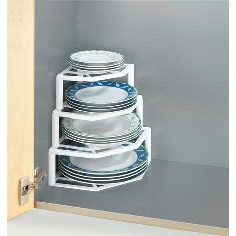 Organizador de esquina para platos WENKO